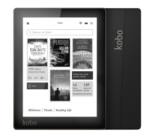 Reader Kobo Aura eBook