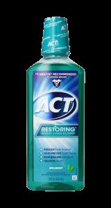 collutorio ACT Restoring Moutwash