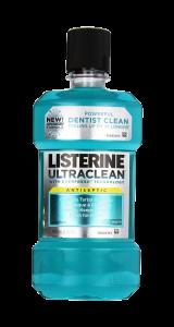 collutorio Listerine Ultraclean