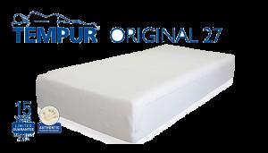 materasso memory Tempur Original Deluxe 27